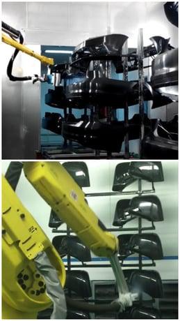 dry ice blasting automation